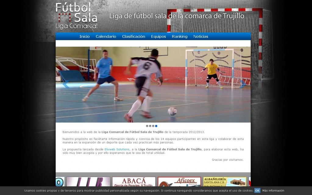 Liga Comarcal de Fútbol Sala de Trujillo. (TRUJILLO)